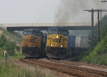 K651 overtakes K277